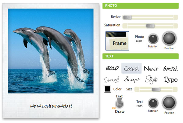 Online Photo Editing Software photonotes
