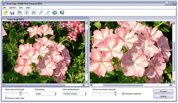 mobile photo enhancer