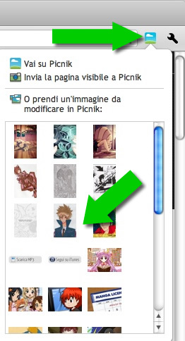 picnik download addon