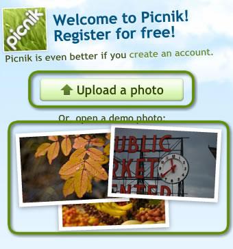 picnik photo editing